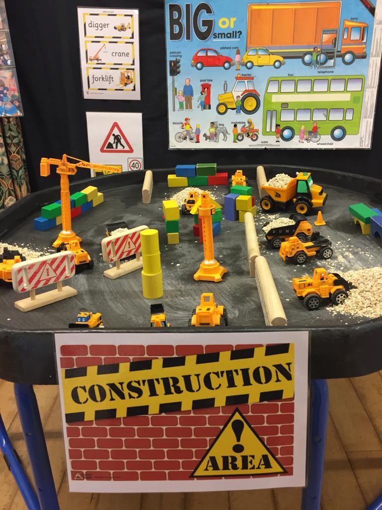small construction